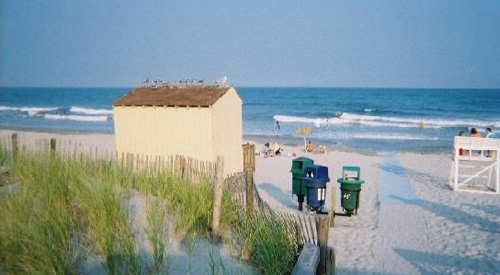 Stone Harbor NJ Beach Shack